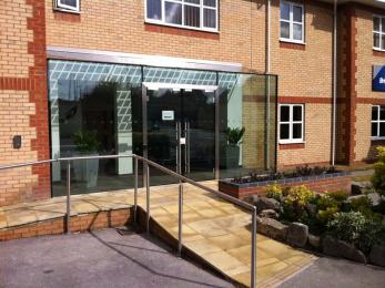 Frameless Commercial Products